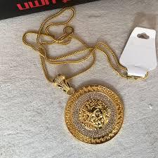 aliexpress buy ethlyn new arrival trendy medusa online shop ücretsiz nakliye medusa kolye link zinciri hip hop kolye