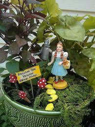 13 best wizard of oz garden images on fairies