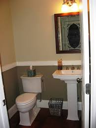 gret ideas when creating small half bathroom ideas plain veneered