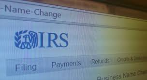 change your business name with the irs