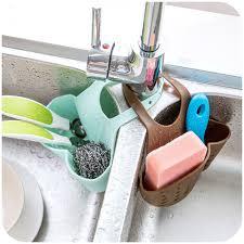 sink racks kitchen accessories 1pcs kitchen sink shelf rack faucet basket storage rack kitchen