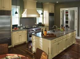 kitchen with island design one wall kitchen with rectangular kitchen island u2014 smith design