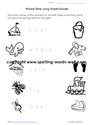 free phonic worksheets for kindergarten 17 best word families