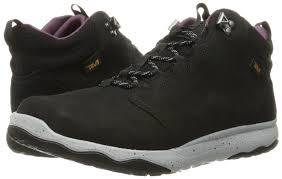 big w s boots amazon com teva s w arrowood mid waterproof hiking boot
