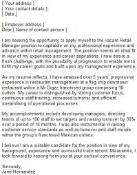 Build My Resume Building Operations Manager Cover Letter