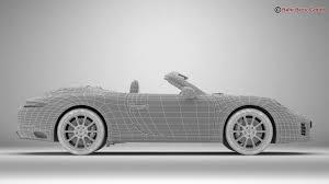 porsche 911 concept cars porsche 911 carrera cabriolet 2017 3d model vehicles 3d models