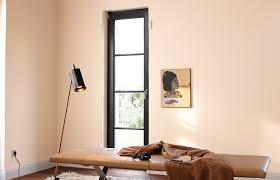 Wohnzimmer Farbe Orange Premium Wandfarbe Orange Apricot Alpina Feine Farben Vers In