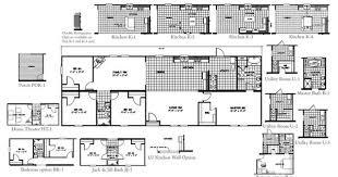 Biltmore Floor Plan Floorplan Biltmore 58gms28764em Clayton Homes Of Burlington