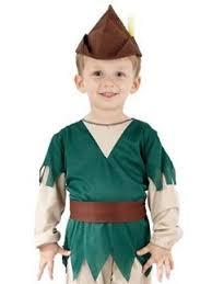 Infant Robin Costume Robin Hood Fancy Dress Party Delights