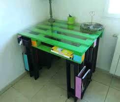 fabriquer un bureau avec des palettes fabriquer un bureau fabriquer un bureau soi mame 22 idaces