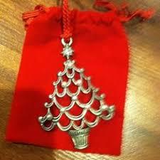 avon collectibles 1993 avon pewter ornament