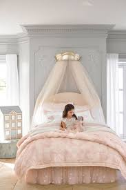 best 25 girls bedroom ideas on pinterest girl room canopy and create an enchanted sleep space with this quilted bedding inspired by the subtle floral patterns kids bed canopygirls bedroom