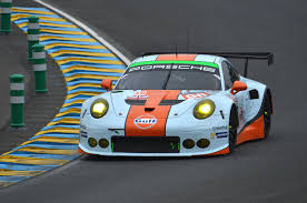 gulf racing photo porsche 911 rsr team gulf racing uk