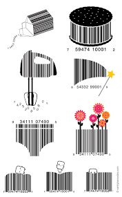 Barcode Designs For Creative Barcodes 1 Design Per Day