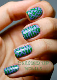 nails design tape beautify themselves with sweet nails