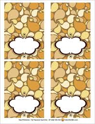 free printable thanksgiving place cards total city the