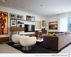 modern livingroom designs 15 modern day living room tv ideas home design lover intended for tv