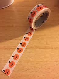 halloween washi tape for the makeup obsessed saturday and sundays are my favorite