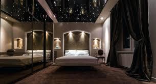 plafond chambre a coucher cuisine noir mat plafond tendu design moderne faaaon ciel aactoilaac