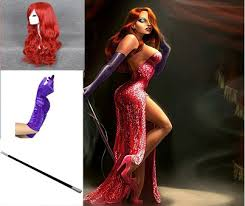 Halloween Costume Jessica Rabbit Jessica Rabbit Dress Oasis Amor Fashion