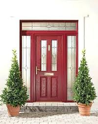 Energy Efficient Exterior Doors Energy Efficient Front Doors Drem Tht Fetures S Beuty Mhogny Nd