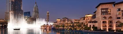 Dubai On A Map Luxury Hotel Downtown Dubai Palace Downtown