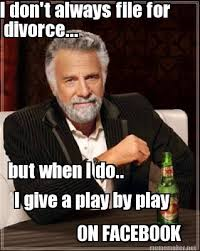 Memes About Divorce - top 5 types of sites your divorce lawyer wants you to avoid magic