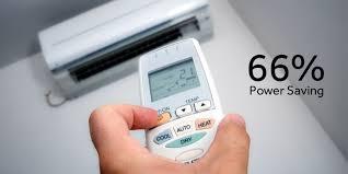 haier 1 5 ton inverter air conditioner heat u0026 cool split type hsu