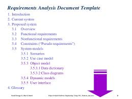 sample requirement analysis 17 3 software requirement analysis
