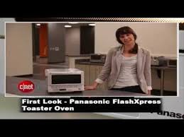 Panasonic Toaster Oven Review Panasonic Nb G110pw Flash Xpress Toaster Oven 2017 Review Youtube