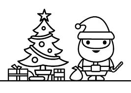 25 santa coloring pages ideas christmas