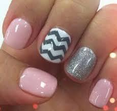 gel polish on real nails awesome nail
