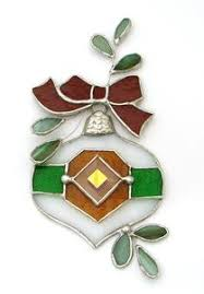 free stained glass ornament project guide patterns delphi