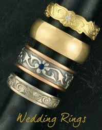 wedding bands new orleans handmade ethical sources designer jewelry reflective jewelry