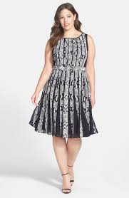 plus size adrianna papell chiffon dress from nordstrom plus