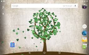 tree of android apps on play