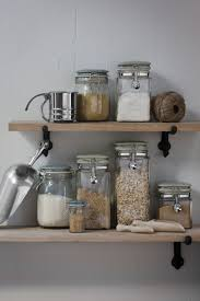 kitchen storage canister kitchen group grace and grey glass jar stainless stee cup jar high