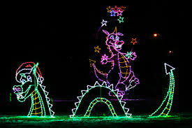 The Best Christmas Light Displays by 15 Places To See The Best Christmas Lights In Michigan