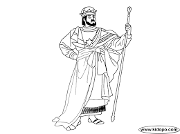 david and goliath coloring page inside king solomon coloring pages