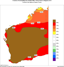 Radar Map Weather Warmer Than Normal Winter Likely For Western Australia Throughout
