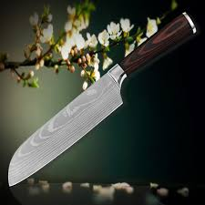 high carbon steel kitchen knives compare prices on knife cook santoku online shopping buy low