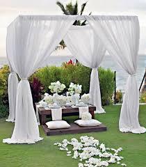 How To Decorate A Wedding Arch 28 Outdoor Wedding Decoration Ideas Weddingbells