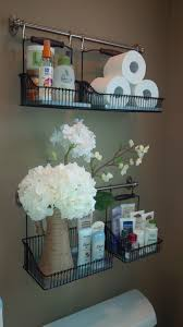 ikea hack new shelving system in the bathroom home decor