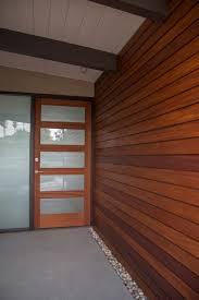 Modern Exterior Front Doors Adorable Modern Wood Villa Design Architecture Toobe8 Elegant Of