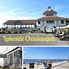 Chautauqua Cottage Rentals by Lakeside Chautauqua Family Destination With Boundless Memories
