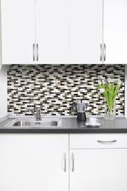 16pcs bathroom removeable self adhesive mosaic tiles mirror wall