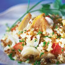 quinoa cuisine recette salade poulet quinoa cuisine madame figaro
