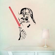 Lego Wallpaper For Kids Room by Death Star Wars Poster Wall Stickers Movie Lego Wall Decals Art