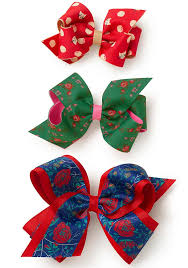 beautiful baubles bow set matilda clothing