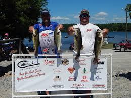 richardson u0026 richardson win final regular season event on lake